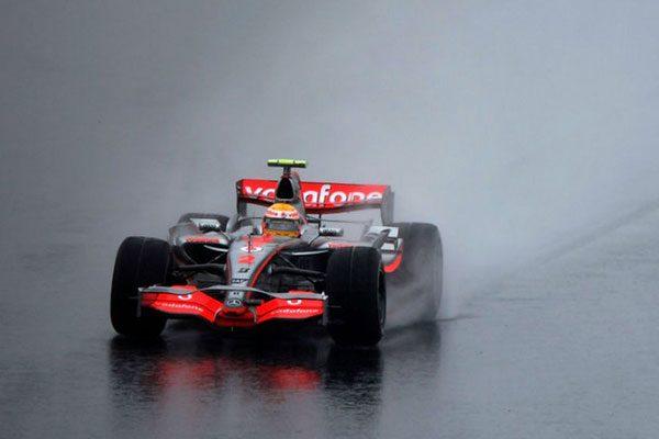 Lewis Hamilton a 2007-es Japán nagydíjon